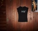 Dámské triko Digit 9:56  černé.
