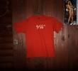Pánské triko Digit 9:56  červené.